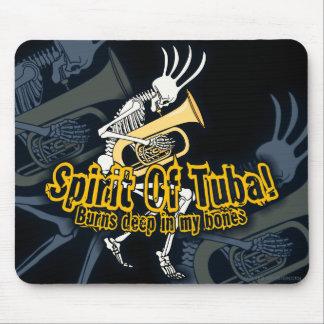 Spirit Of Tuba! Mouse Pad