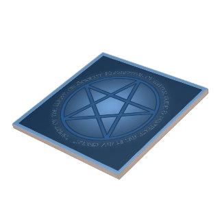 Spirit of Water Ceramic Tile
