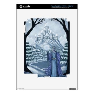 spirit of winter iPad skin