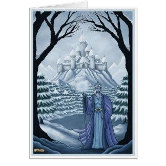 spirit of winter note card basic