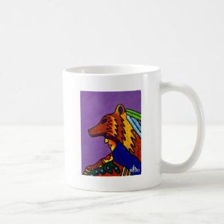Spirit of Wolf 3 by Piliero Coffee Mug