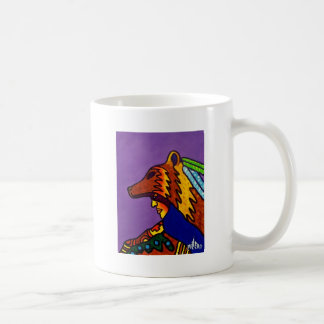 Spirit of Wolf 3 by Piliero Classic White Coffee Mug