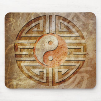 Spirit Of Yin & Yang Mouse Pad