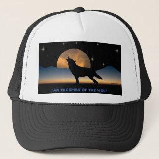 Spirit ofthe WOLF Trucker Hat