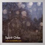 spirit orbs poster
