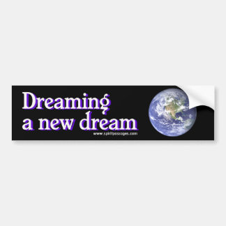 Spirit Passages Dreaming a new Dream Sticker