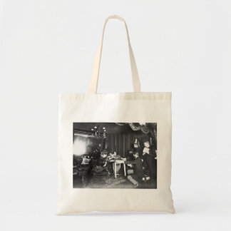 Spirit Photography Seance with Eusapia Palladino Tote Bag