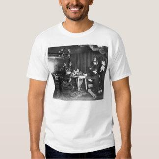 Spirit Photography Seance with Eusapia Palladino Tshirts