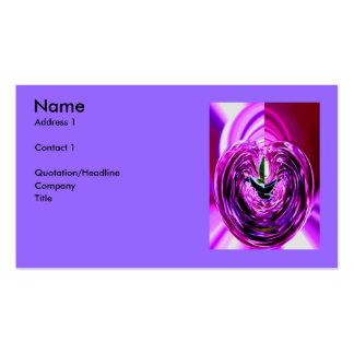 Spirit_Profile libre Card_by Elenne Boothe Tarjetas De Visita