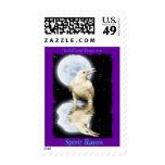 SPIRIT RAVEN Series II Postage Stamps