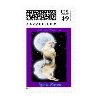 SPIRIT RAVEN Series II Stamp