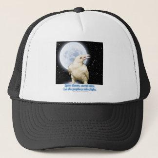 SPIRIT RAVEN, STAR EATER Series Trucker Hat