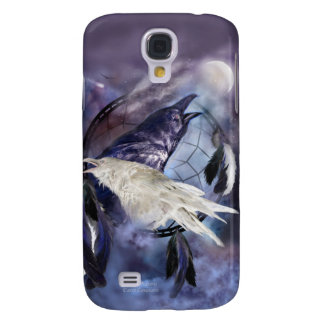 Spirit Ravens Art Case for iPhone 3 Galaxy S4 Cover
