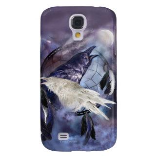 Spirit Ravens Art Case for iPhone 3 Galaxy S4 Cases