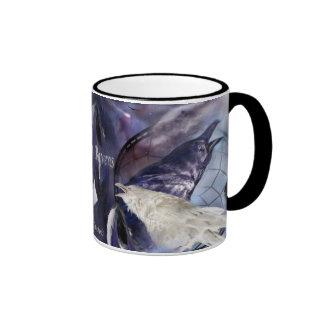 Spirit Ravens Art Mug