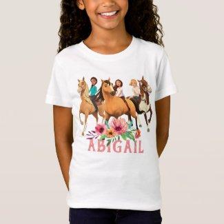 Spirit: Riding Free Birthday T-Shirt