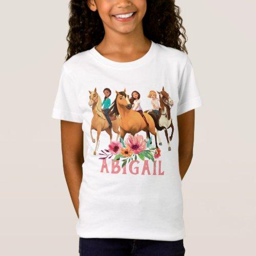 Spirit Riding Free Birthday T_Shirt