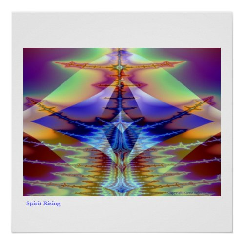 Spirit Rising print