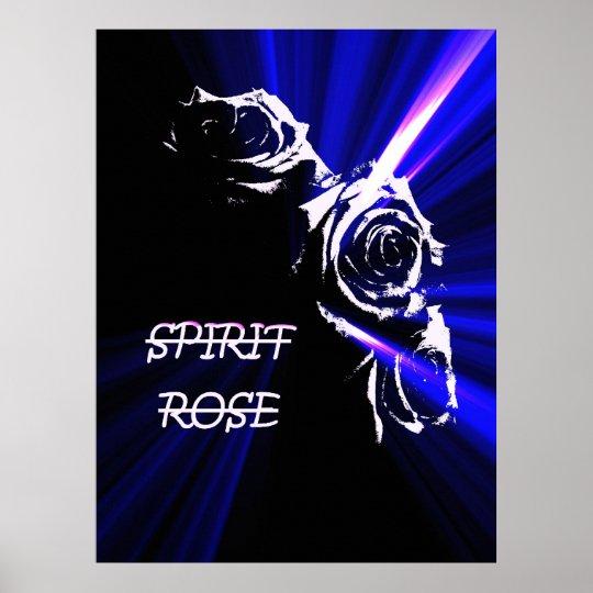 spirit rose poster