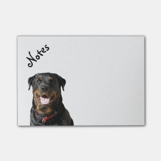 Spirit Rottweiler Post-It Notes Post-it® Notes