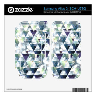 Spirit - Samsung Alias 2 SCH-U750 Skin Samsung Alias 2 Decals