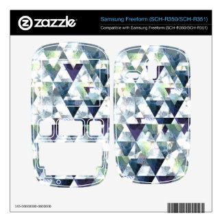 Spirit - Samsung Freeform SCH-R350 SCH-R351 Skin Samsung Freeform Skins