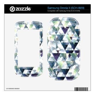 Spirit - Samsung Omnia II SCH-I920 Skin Samsung Omnia II Skin