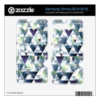 Spirit - Samsung Omnia (SCH-I910) Skin Samsung Omnia Decal