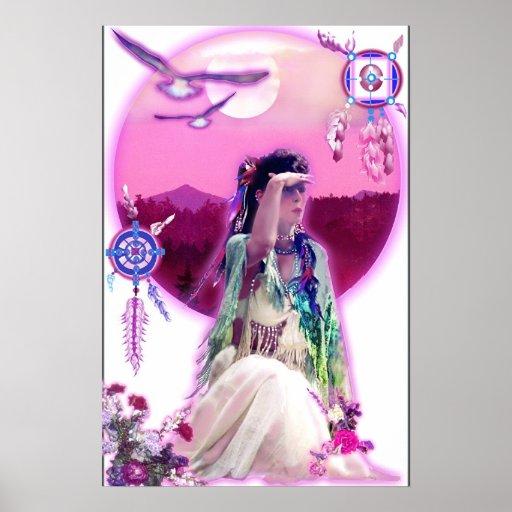 Spirit Seeker Poster