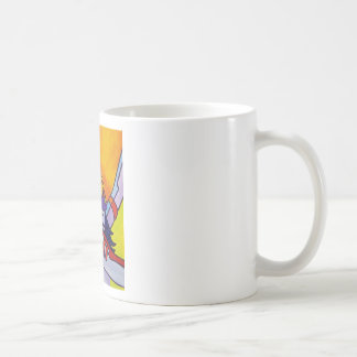 Spirit Warrior by Piliero Coffee Mug