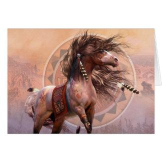 Spirit Warrior Notecard