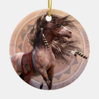 Spirit Warrior Ornament