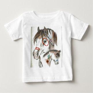 Spirit Warrior Ponies Tees