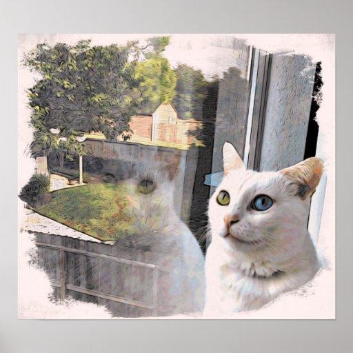 Spirit window #4 poster