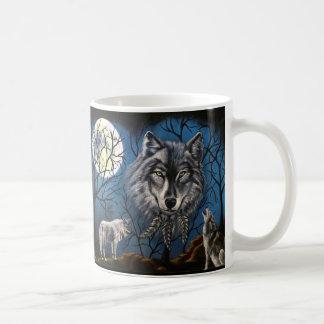 Spirit Wolf Coffee Mug