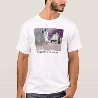 Spirit Wolf Dreamer T-Shirt