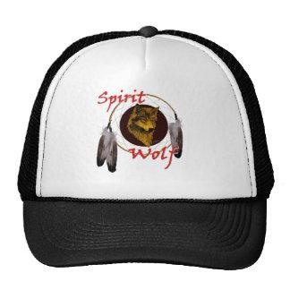 Spirit Wolf Trucker Hat