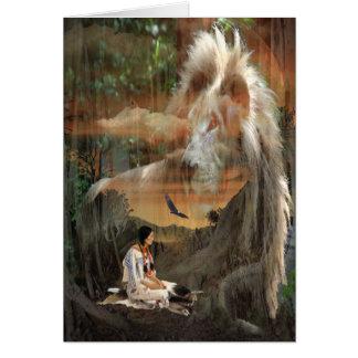Spirit World Card