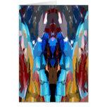 Spirit World - Inspiration and magic V11 Greeting Cards