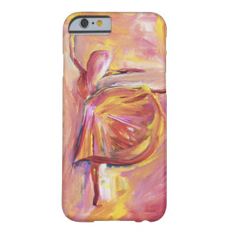 Spirited Dancer Barely There iPhone 6 Case