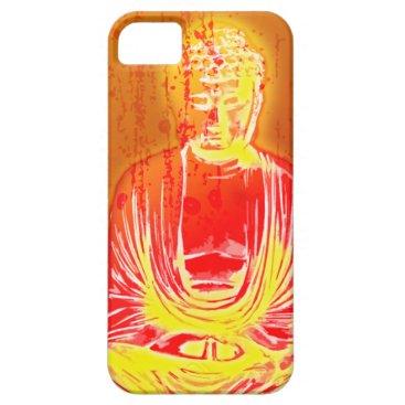 Spirited Glow Buddha iPhone 5G Case