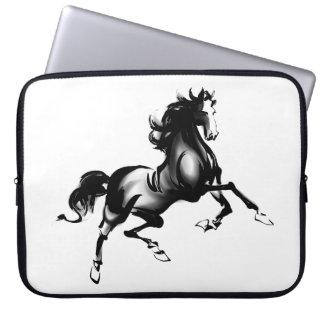 SPIRITED HORSE COMPUTER SLEEVE