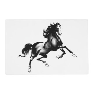 SPIRITED HORSE PLACEMAT
