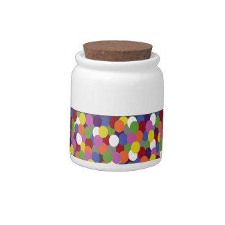 Spirited Jar & Candy Dish