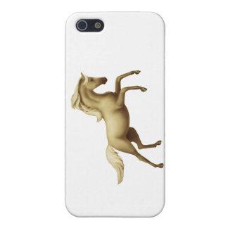 Spirited Palomino Horse iPhone Case
