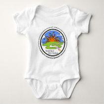 Spirited Spondys Baby Bodysuit