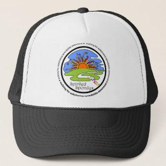 Spirited Spondys Trucker Hat