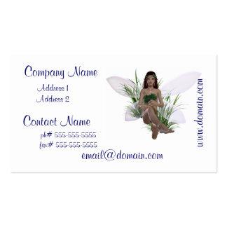 Spirited Sprite Business Card Template