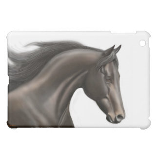 Spirited Thoroughbred Horse iPad Mini Case