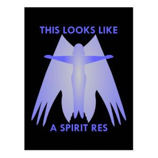 SpiritRes Postcard